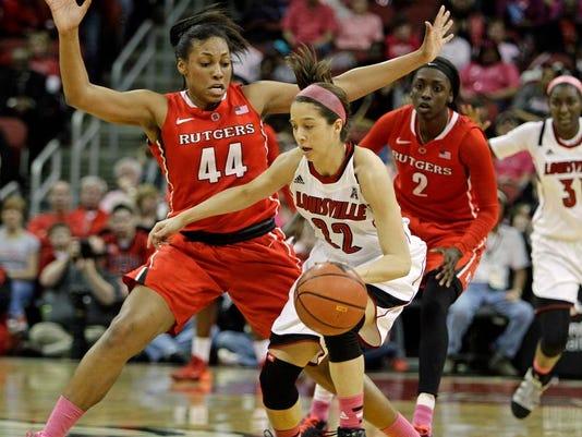 Rutgers Louisville Basketball
