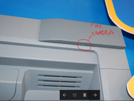 Credit card skimmers will also place a PIN camera on an ATM that records as you enter your PIN. Always cover your hands when you enter your PIN.