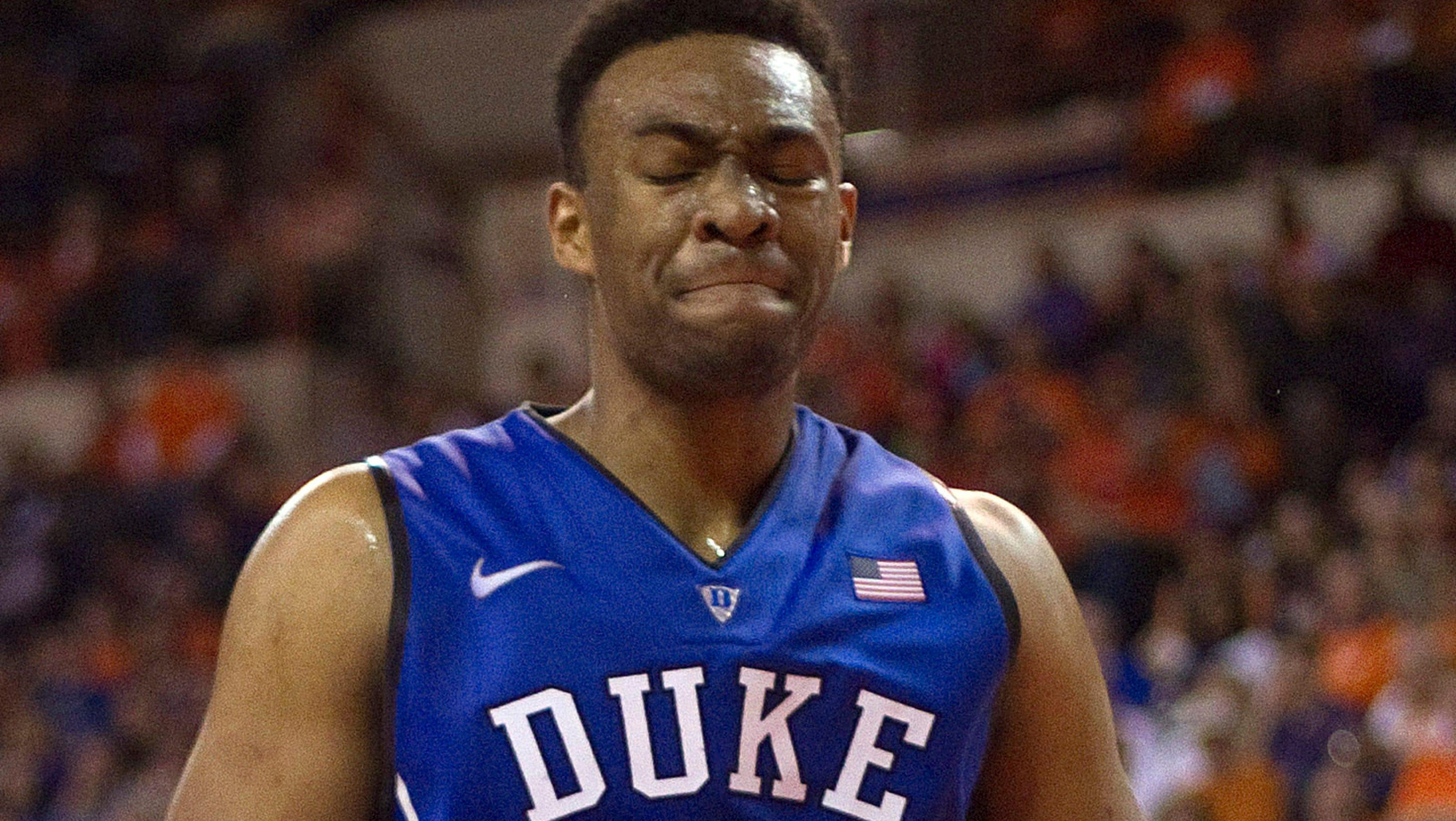 NBA draft stock watch: Jabari Parker's big weakness Jabari Parker Nba Draft