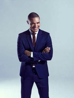 """Trevor Noah, who will replace Jon Stewart as host of """"The Daily Show,"""" will perform in West Nyack in April."""