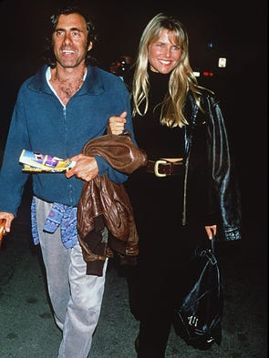Christie Brinkley Commercial >> Christie Brinkley, 63, makes splash in 'Sports Illustrated' Swimsuit Issue