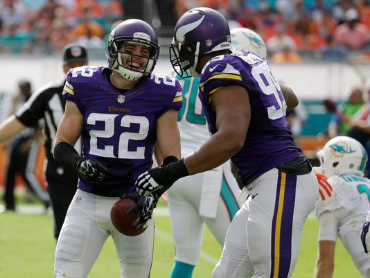 Harrison Smith, Corey Wootton