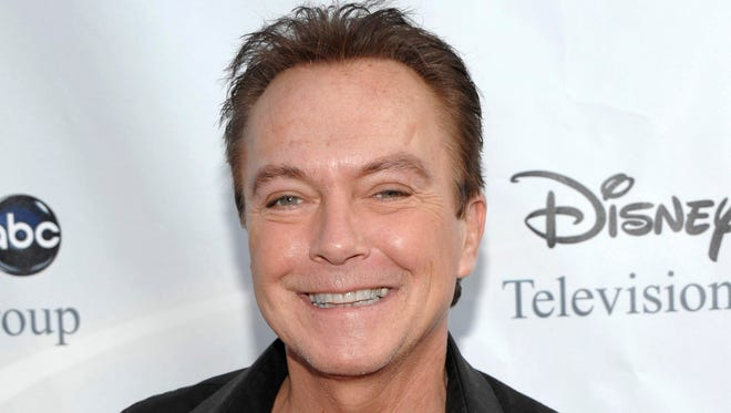 Actor-singer David Cassidy was sentenced by a Los Angeles judge on Monday, March. 24, 2014 to serve 90 days in rehab and five years on informal probation on a drunken driving case filed after the 1970s heartthrob's arrest earlier this year.