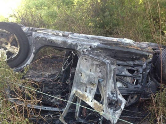 A Yazoo City High School student was killed in this fiery accident.