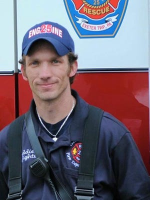 Freddie Kemfort, 36, of Red Lion, was a local firefighter and military veteran. He lost his battle with cancer this week.