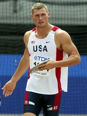 Livonia Franklin grad Paul Terek competed in 2004 Athens