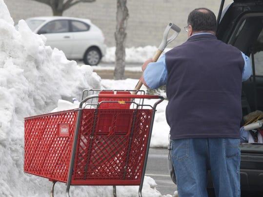 Nj May Waive Snow Shoveling Ad Rules