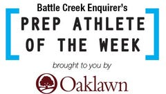 Vote for the Battle Creek Enquirer Athlete of the Week - Week of Sept. 17-22