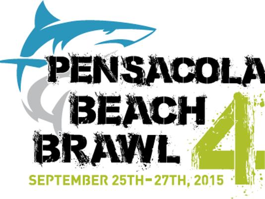 beach brawl logo