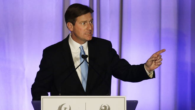 Almost a year after Phoenix Mayor Greg Stanton was trapped in a City Hall elevator for nearly half an hour, the City Council is expected to decide Wednesday whether to borrow up to $6 million to replace aging elevators at the city's municipal complex downtown.