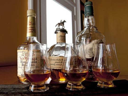 Old Kentucky Bourbon Bar, a Wellmann's Brands bar,