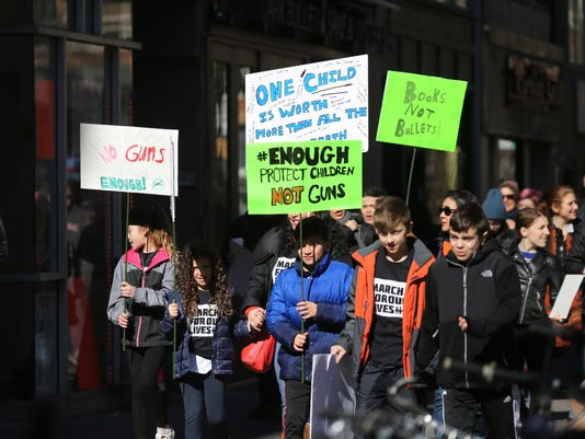 March for Our Lives Rally NYC