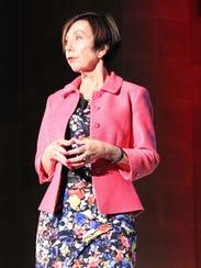 Dr. Francoise Adan, who heads integrative medicine
