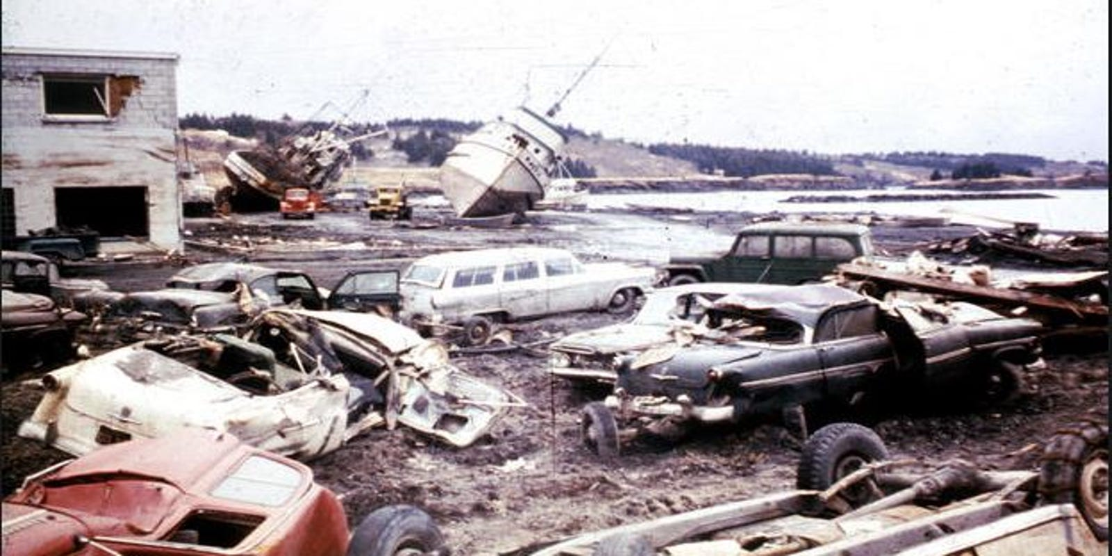 Today in History, March 27: North America's strongest earthquake hits Alaska