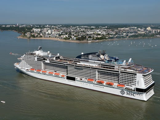 MSC Grandiosa cruise ship preview 2019 itineraries
