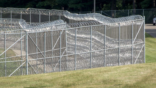 The Richland Correctional Institution has had a significant increase of illegal contraband being thrown over the razor wire fences, officials say.