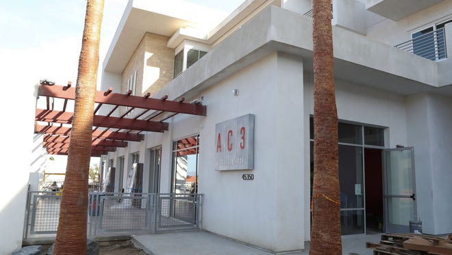 The AC3 Restaurant + Bar at the new Hotel Paseo in Palm Desert, is set to open for dinner on Sunday, Feb. 25, 2018.