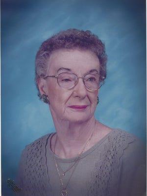 Cleo Montross, 97