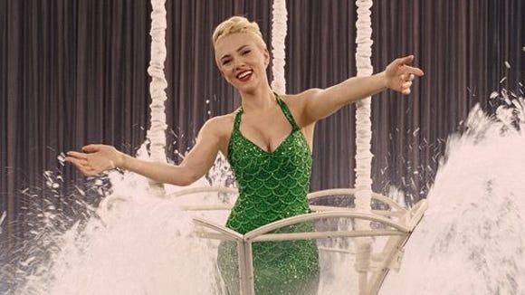 "Scarlett Johansson plays DeeAnna Moran in ""Hail, Caesar!"""