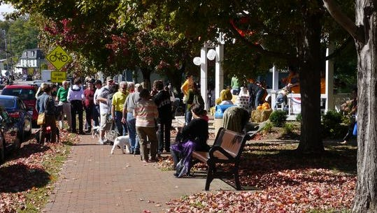 Thousands are expected to attend Chester's 33rd Annual Harvest Celebration this weekend.