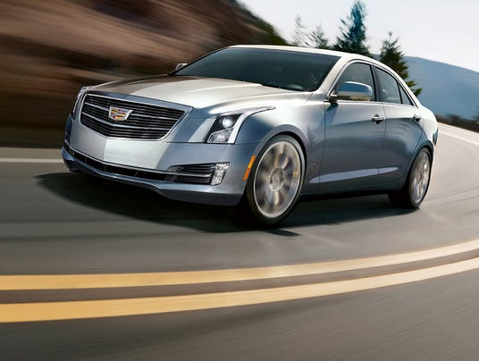 Cadillac updates 2015 ATS with myriad changes