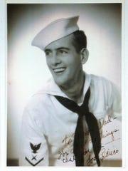 Charlie Bulanti World War II Veteran U.S. Coast Guard