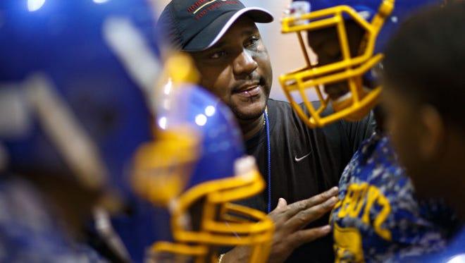 Greensboro Dudley's football team currently has a 25-game winning streak.