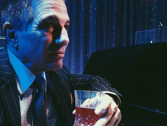 Stage and screen star Tony Danza will bring his cabaret