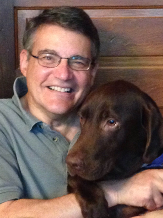 Ken Baker and Cocoa