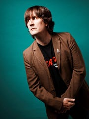 John Darnielle, of Mountain Goats fame, plays a solo show on Wednesday night at The Side Bar Theatre.