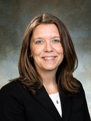Diane E. Baker was recently promoted to Chief Risk Officer by PeoplesBank.