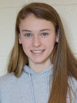 Carly Spinnler is a returning first-team Big North Liberty selection for Passaic Tech.