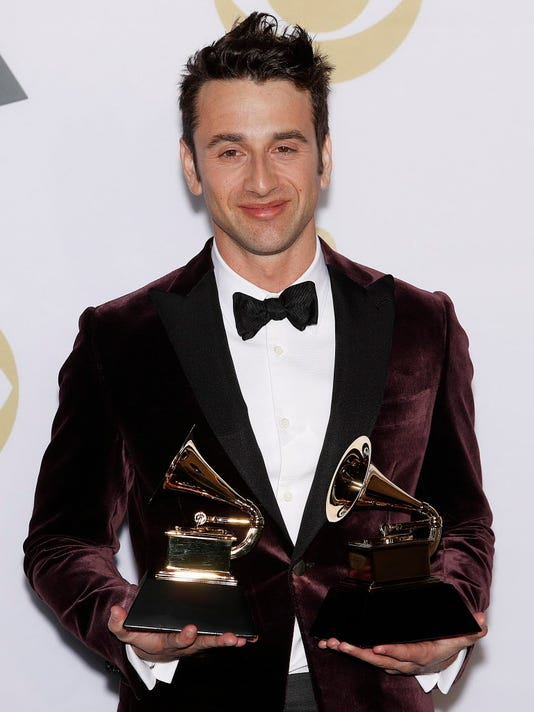Press Room - 60th Annual Grammy Awards