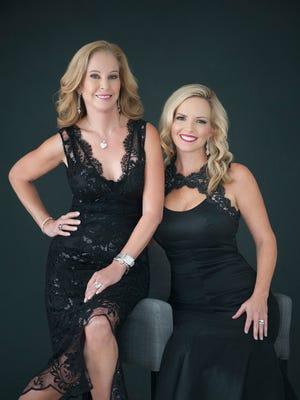 2018 Southwest Florida Wine & Food Fest co-chairs Elaine Hawkins and Brooke Denson