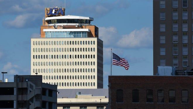 JEA headquarters in downtown Jacksonville.