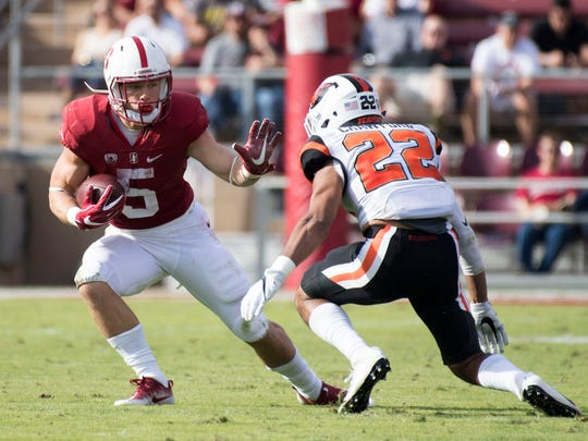 Andrew Luck wouldn't mind another Stanford Cardinal