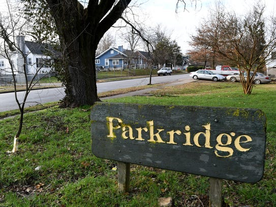 The Parkridge Community in East Knoxville  on Feb.