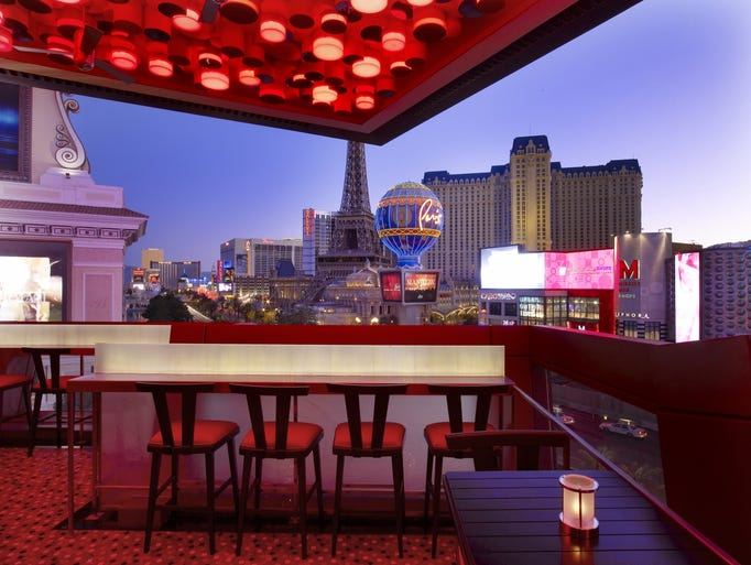 Romantic Restaurants With Aerial Views