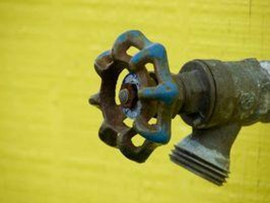 outdoor faucet -2