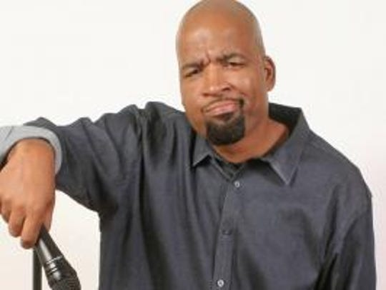 Comedian J. Bliss will bring the laughs to the Capitol