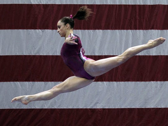 Jordyn Wieber: From Olympic gold to a new routine in retirement
