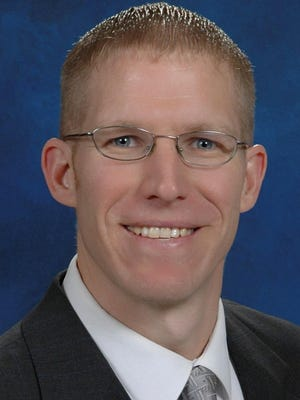 Oak Hills Treasurer Steven Bain