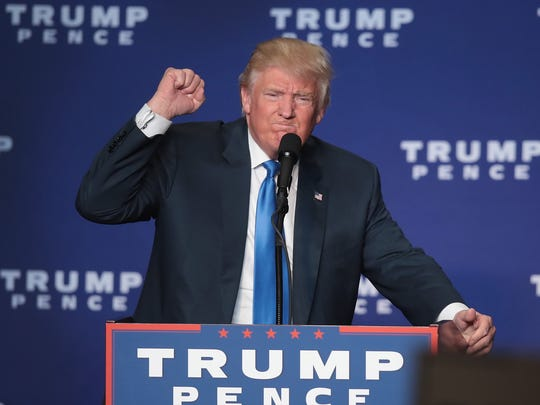 La campaña de Donald Trump en Arizona, dijo que la