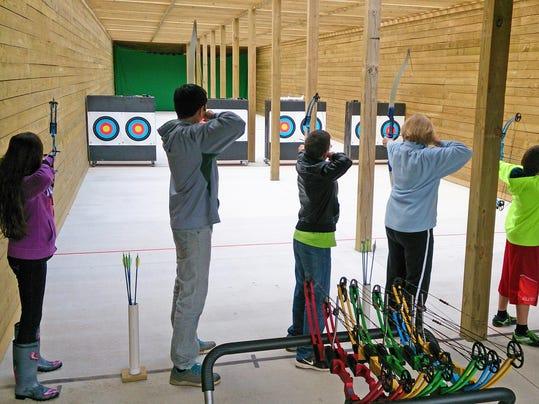 FRM archery team