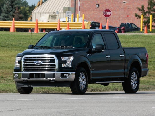 "The 2017 Ford F-150 improved to ""average"" reliability"