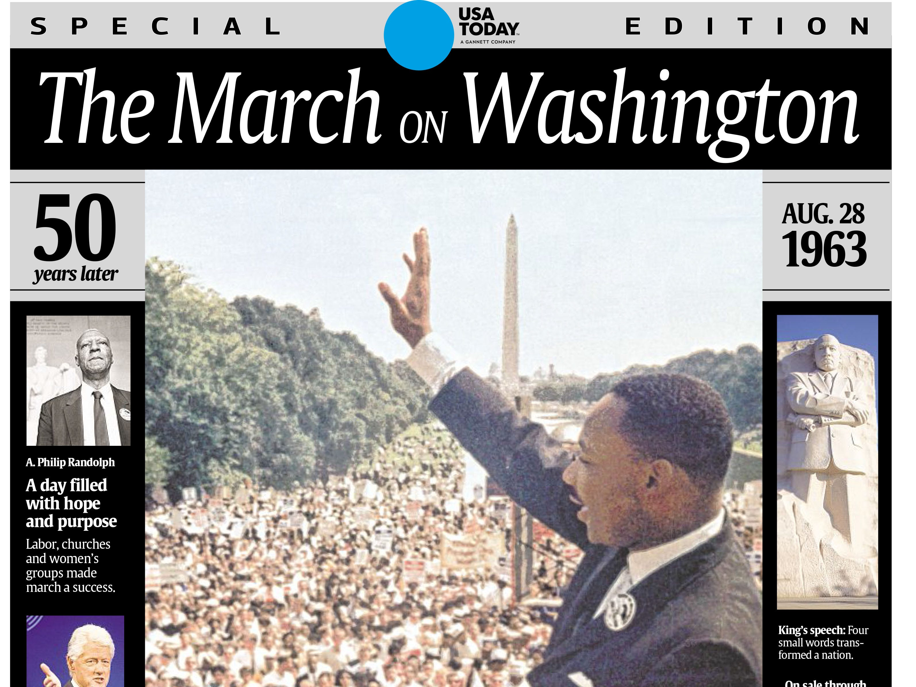 March on Washington Special Edition