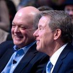 Bill Ford on CEO Hackett: 'I love having him here'