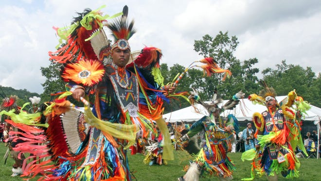 Don't miss the Redhawk Native American Arts Council's powwow at  FDR State Park.
