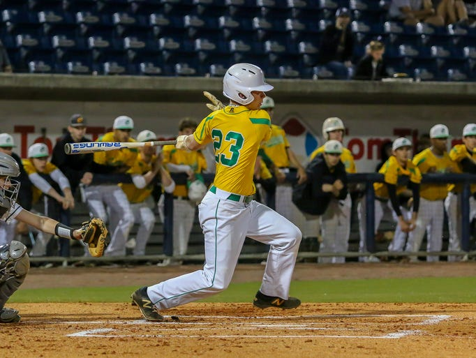 Home pensacola news journal pnj catholics court connally 23 hits a pitch thrown fandeluxe Images