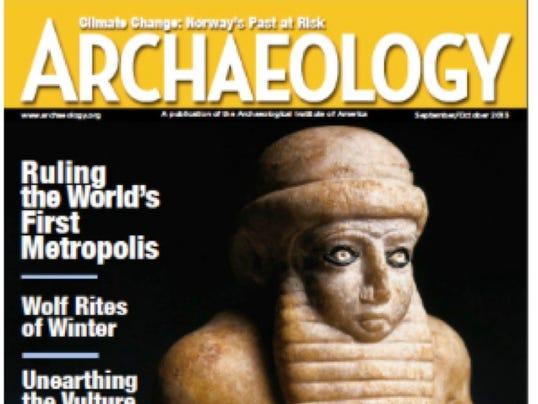 Archeology magazine
